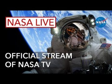 NASA Live: Official Stream of NASA TV